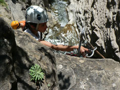 Canyoning descents - © Acantho